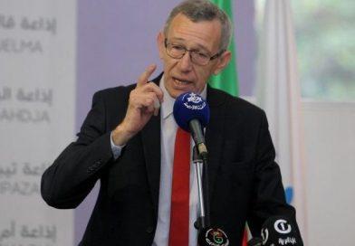 بلحيمر: أطراف خارجية تستعمل الحراك الجديد كوسيلة في حربها على الجزائر