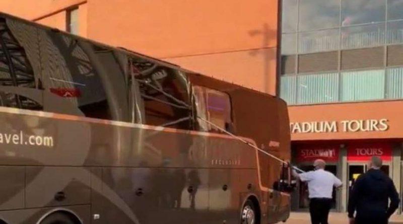 الشرطة تفتح تحقيقاً في الهجوم على حافلة ريال مدريد